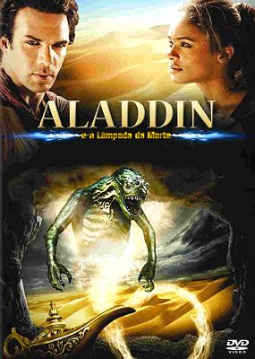Filme Poster Aladdin e A Lâmpada da Morte DVDRip XviD Dual Audio & RMVB Dublado