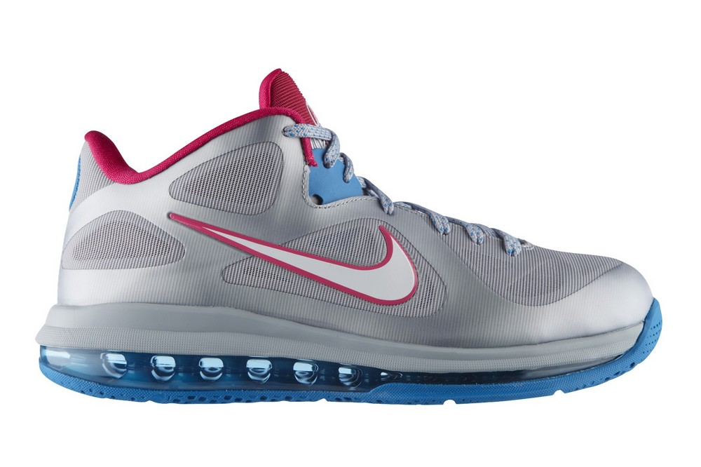 5737f8325613 Release Reminder  Nike LeBron 9 Low WBF London – Fireberry