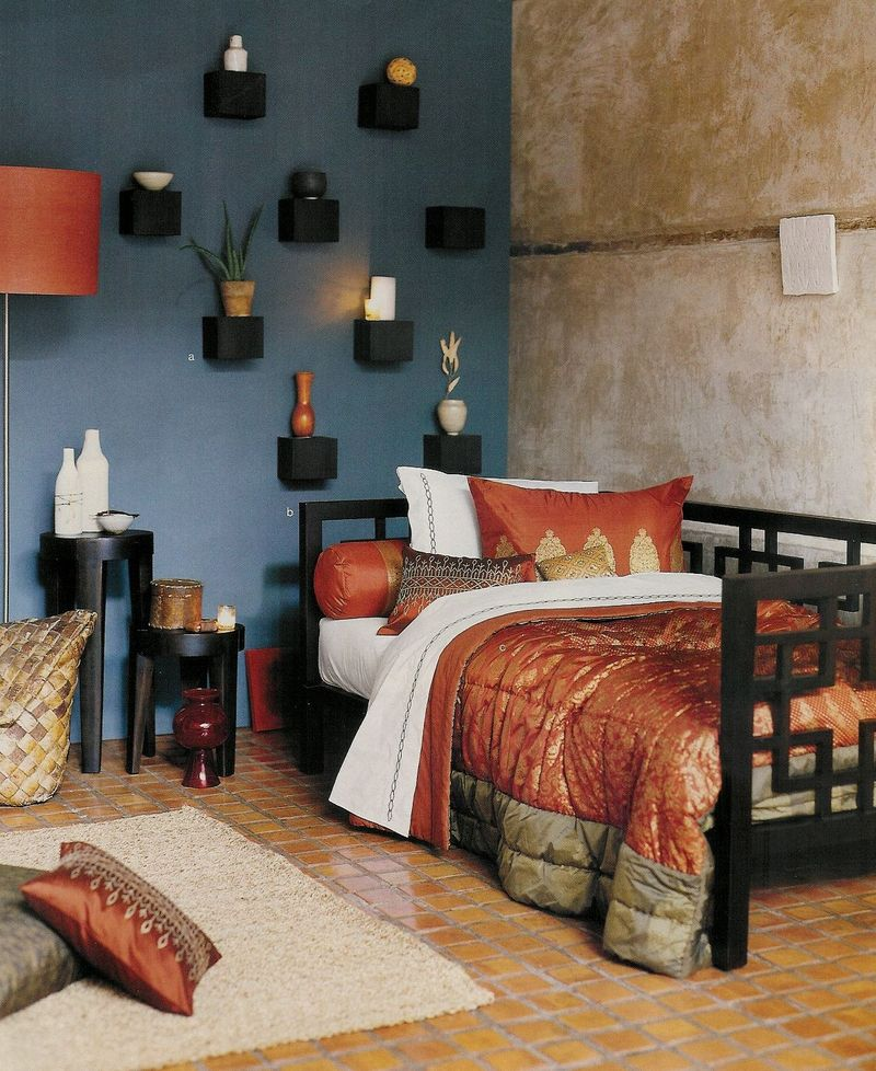 Moroccan inspired decor moroccan interior design for Moroccan bedroom inspiration