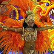 Карнавал в Бразилии 2013 видео