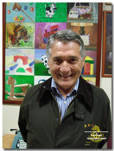 Rey Gaspar, Gregorio Aranda Alcántara
