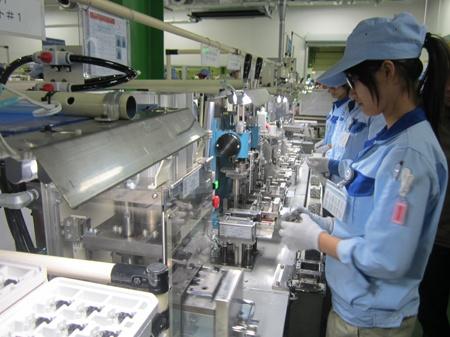 Đơn hàng kiểm hàng linh kiện ô tô cần 9 nữ làm việc tại Nagano Nhật Bản tháng 12/2017
