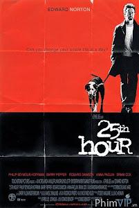 Con Đường Tội Ác - 25th Hour poster