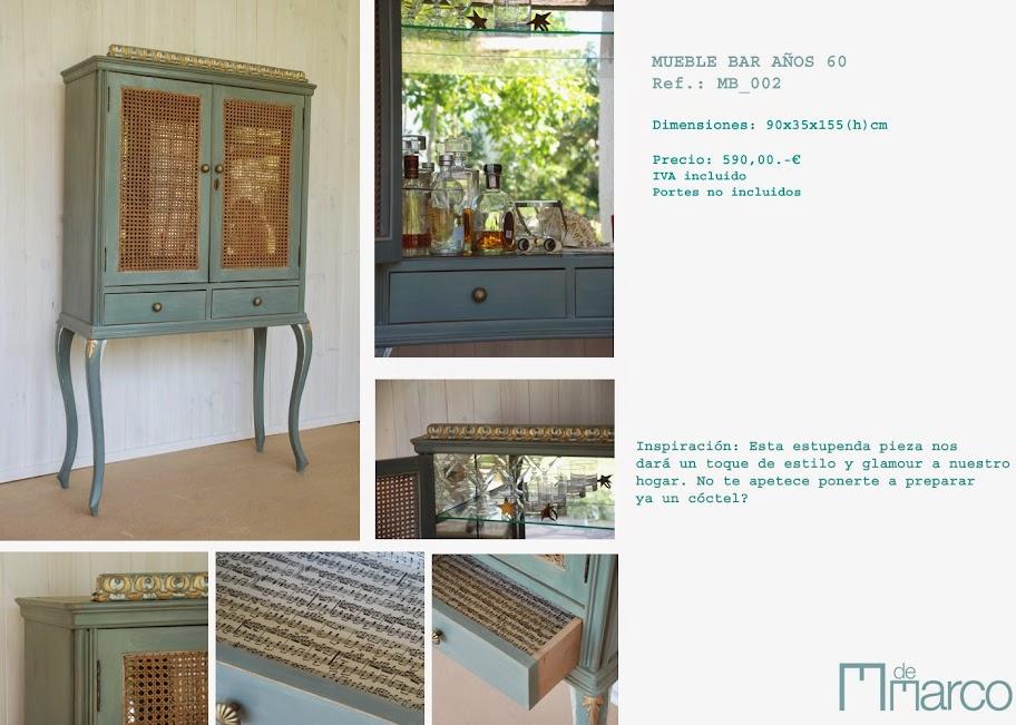 Muebles bar antiguos 20170905090049 - Muebles anos 50 madrid ...