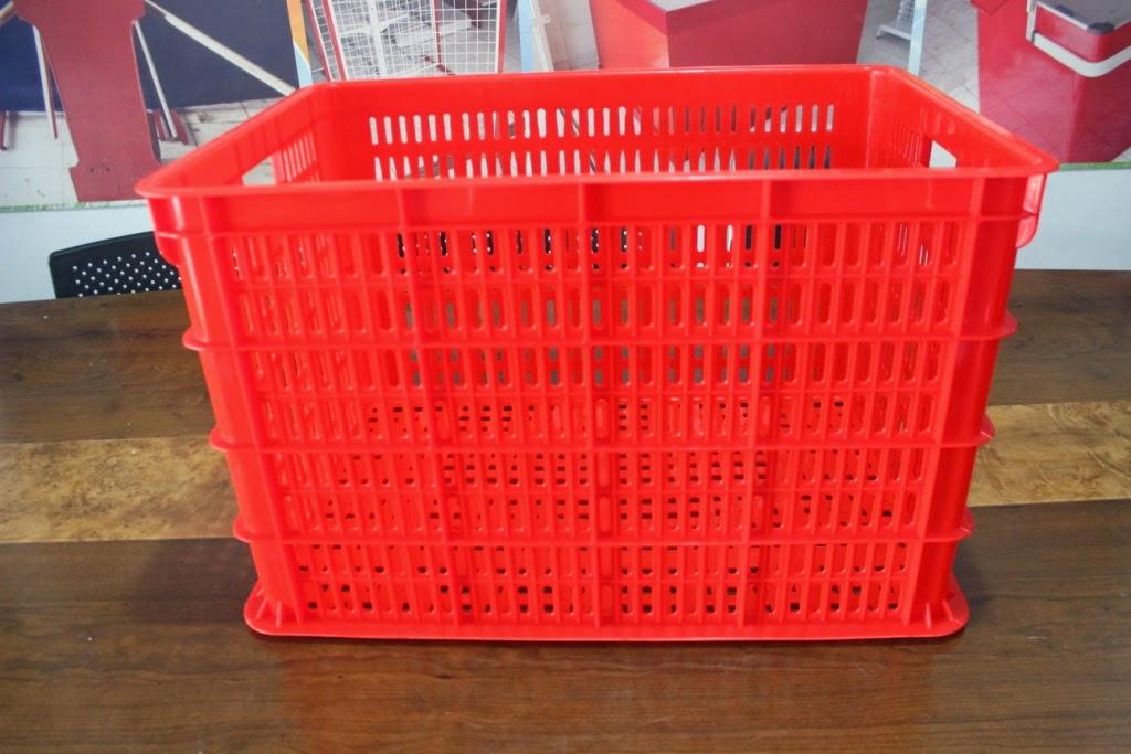 KERANJANG - KONTAINER PLASTIK LOBANG Tipe 2208 L | www.rajarakminimarket.com | RAJA RAK INDONESIA | JAKARTA