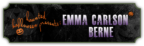 Haunted Halloween with Emma Carlson Berne and a Giveaway!