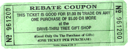 Rebate Coupon