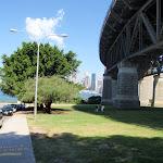Bradfield Park and the Harbour Bridge (261329)