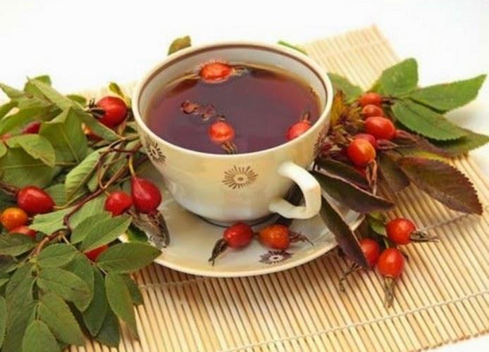 Лечение простуды витаминным чаем