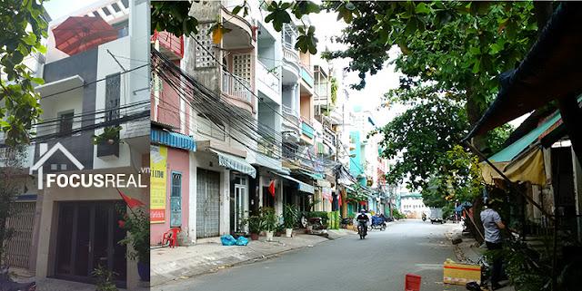Bán Nhà Đường Bàu Cát 8 quận Tân Bình (tổng hợp)
