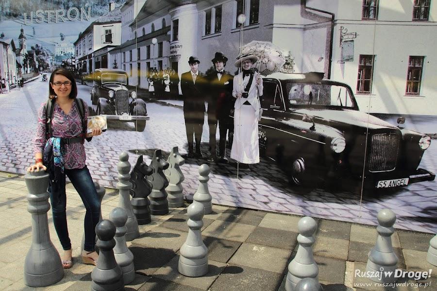 Kasia w Ustroniu - mała podróż w przeszłość
