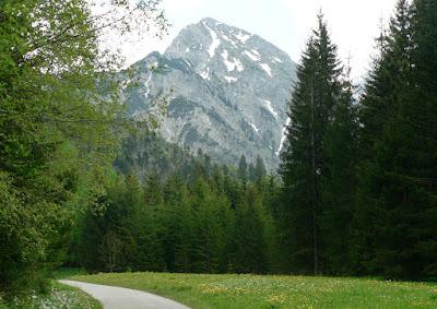 Blicke zur Rotspitze