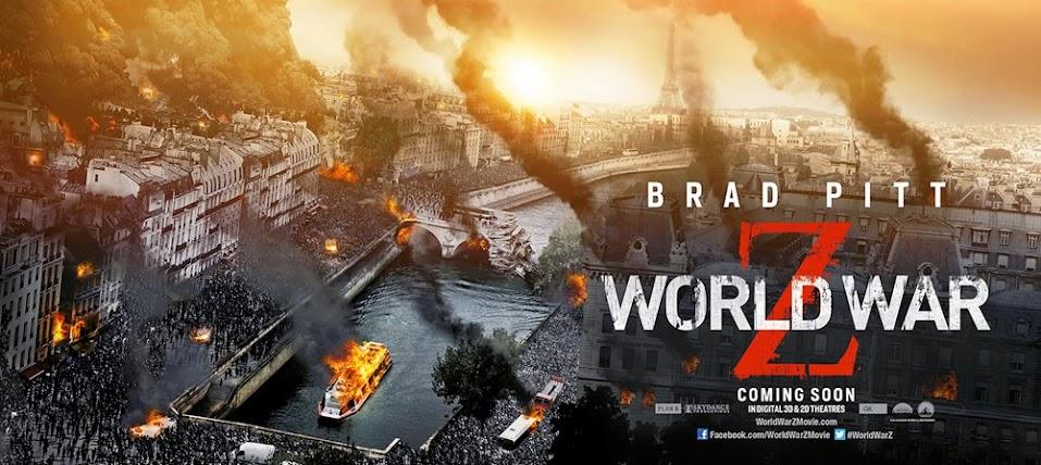 Париж - Война миров Z