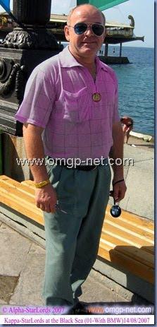 Кэппа-СтарЛордз у Чёрного моря-1 (с БМВ) - 14.08.2007 г.