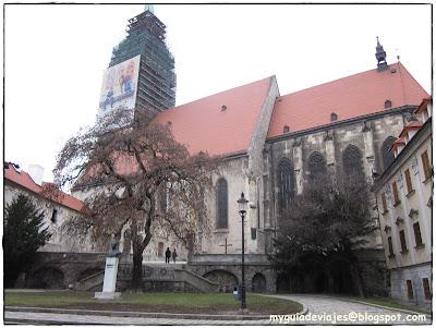 catedral san martín, bratislava