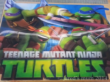 teenage mutant ninja turtles, my favorite things
