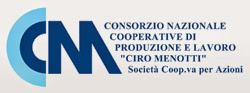 Ciro Menotti - logo