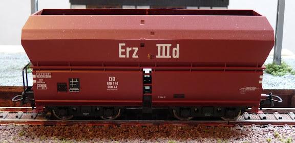 Roco 67786: OOtz41 zelflossende wagen