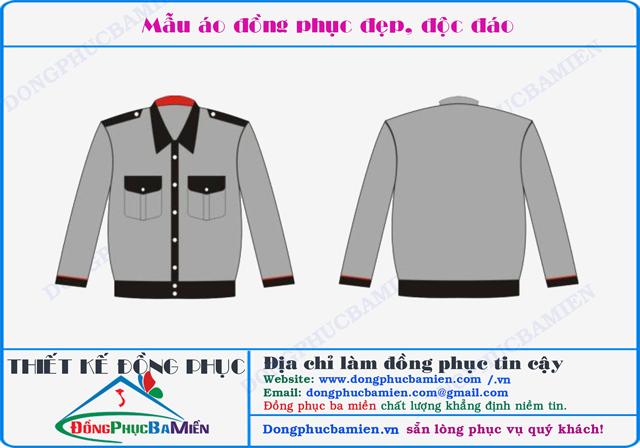 Dong phuc lao dong 008