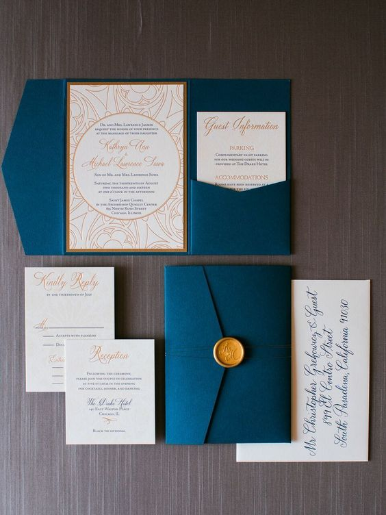 Featured Photographer: Kristin La Voie Photography; wedding invitation idea #weddinginvitation