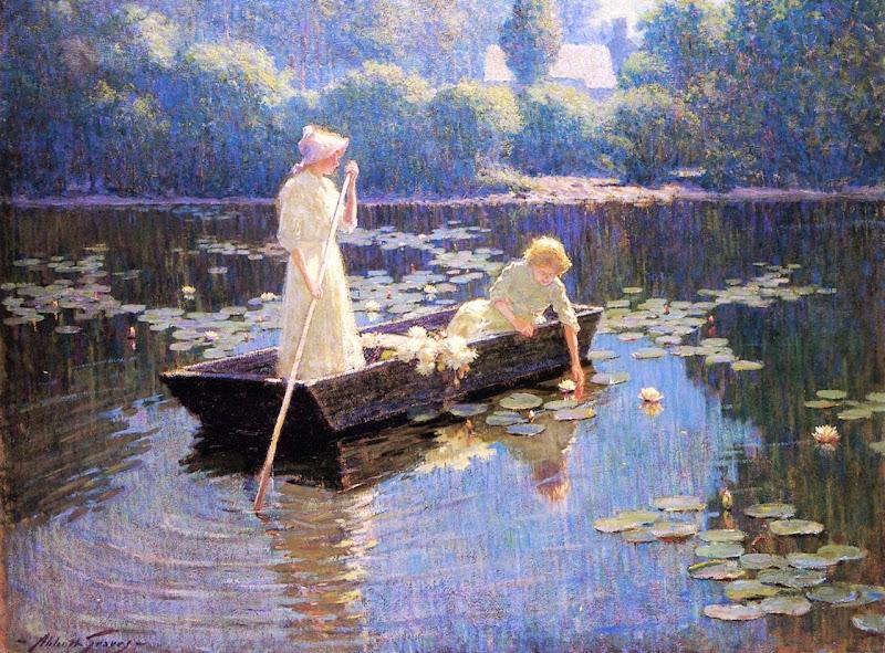 Abbott Fuller Graves - Pond Lilies