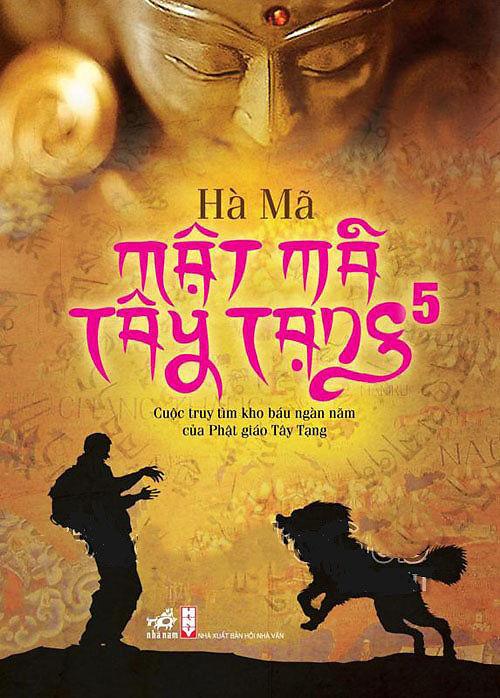 Truyện audio phiêu lưu, hành động sưu tầm: Mật mã Tây Tạng - Hà Mã (Tập  05)