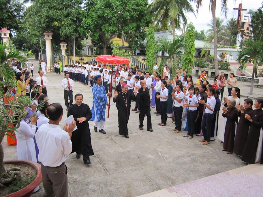 Giáo xứ Bắc Vĩnh:  hình thành và phát triển