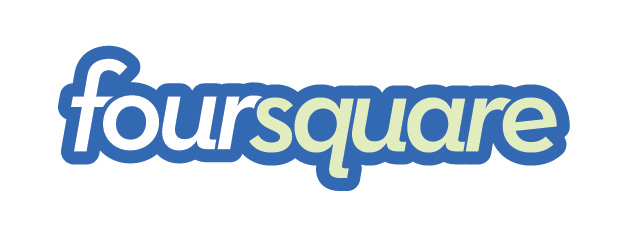 Logo for Foursquare