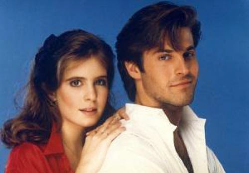 50 Greatest Soap Couples 22 Holden And Lily From As The World Turns