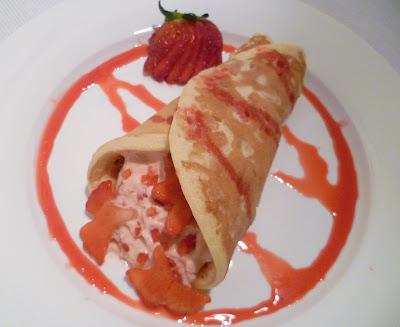 Erdbeer Pfannkuchen Rezept