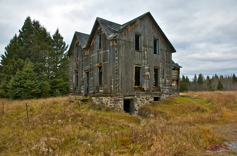 View topic - Sad news - Historic Homesteads gone on HWY 17