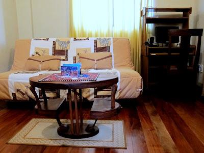Apartment in La Loge hotel in La Paz Bolivia