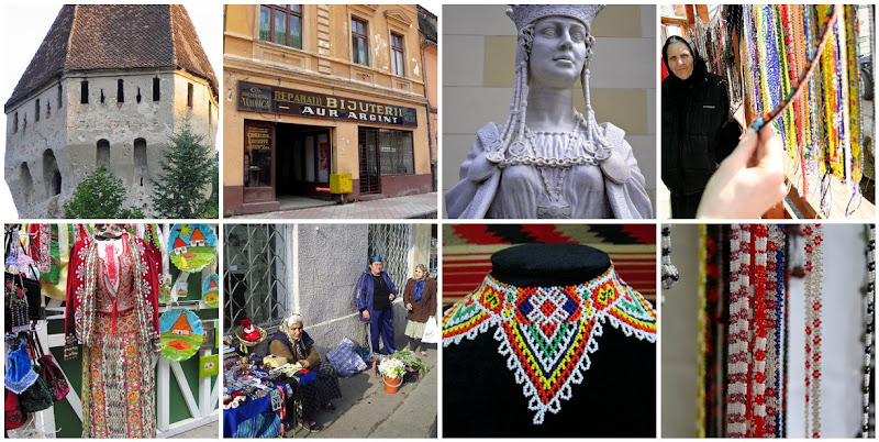 Romania Photo Collage