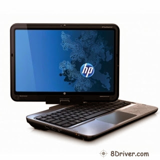 download HP TouchSmart tx2-1019au Notebook PC driver