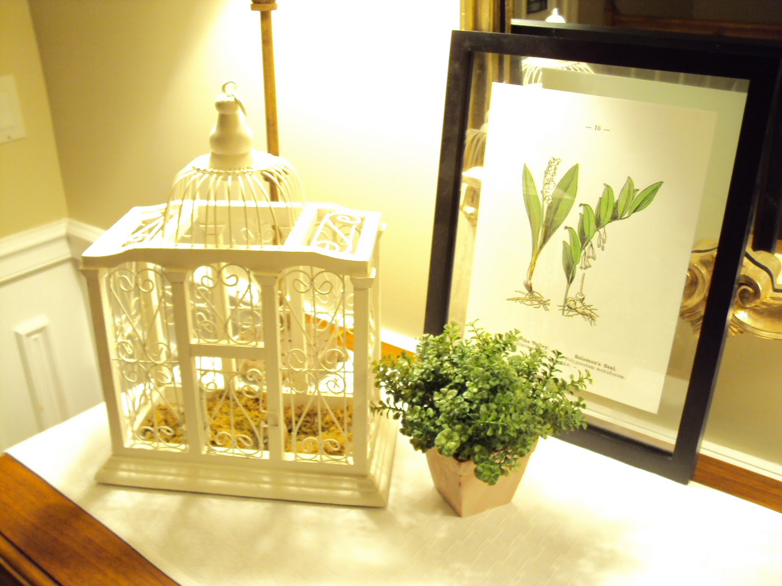 Light of the Home: Some Spring in The Foyer