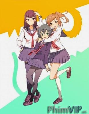 Hãy Đến Bên Tớ - Inugami-san To Nekoyama-san poster