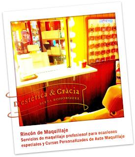 Servicios de Maquillaje Profesional D'estètica & Gràcia (Rincón de Maquillaje)