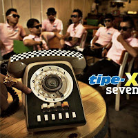 Tipe-X Band - Seven [image by @TipeXBand]