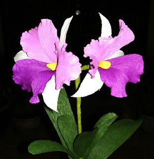 Bunga Hias Potong