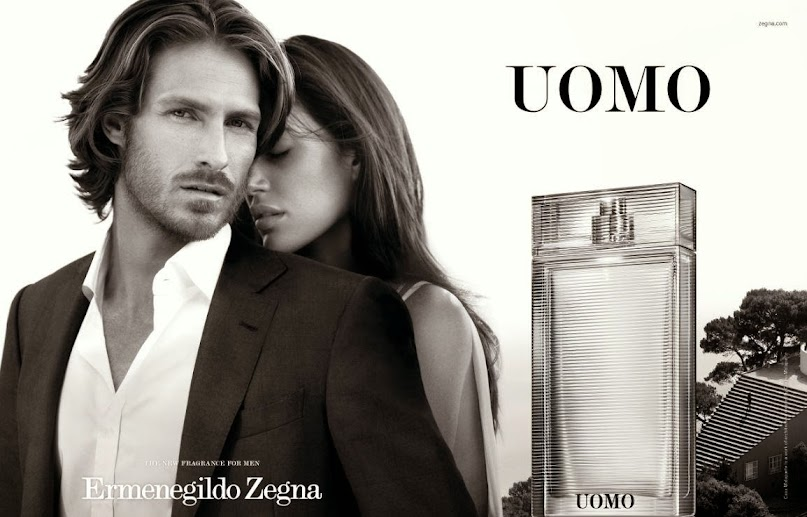 Ermenegildo Zegna Uomo Fragrance Contract, campaña 2014