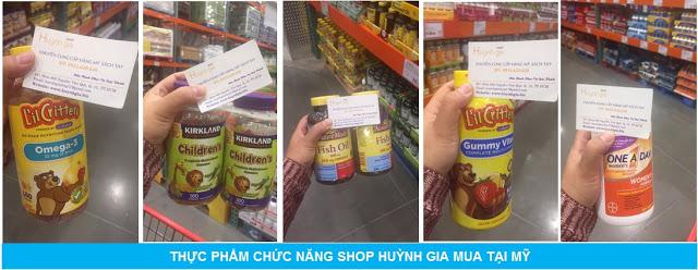 Kẹo Bổ Sung Vitamin Tổng Hợp Cho Bé Kirkland Children's Multivitamin 160 Viên Của Mỹ