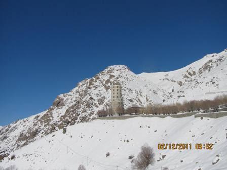 نشاط کوهستان - پرویز ستوده شایق