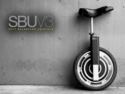 SBU V3 Self Balancing Unicycle 02