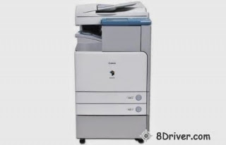 Download Canon iRC3100N Printer Driver and installing