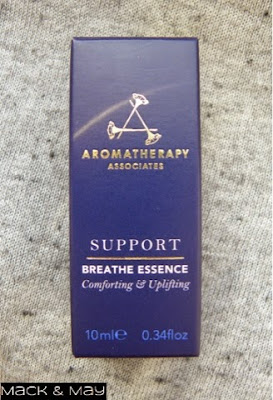 photo of aromatherapy associates support breathe essence oil