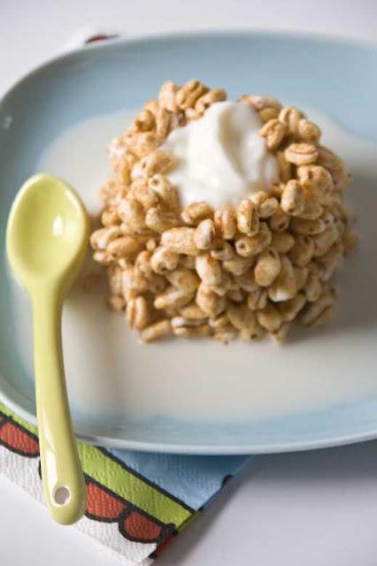 volcán de cereales