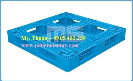 Pallet nhựa Malaysia 1200 x 1000 mm
