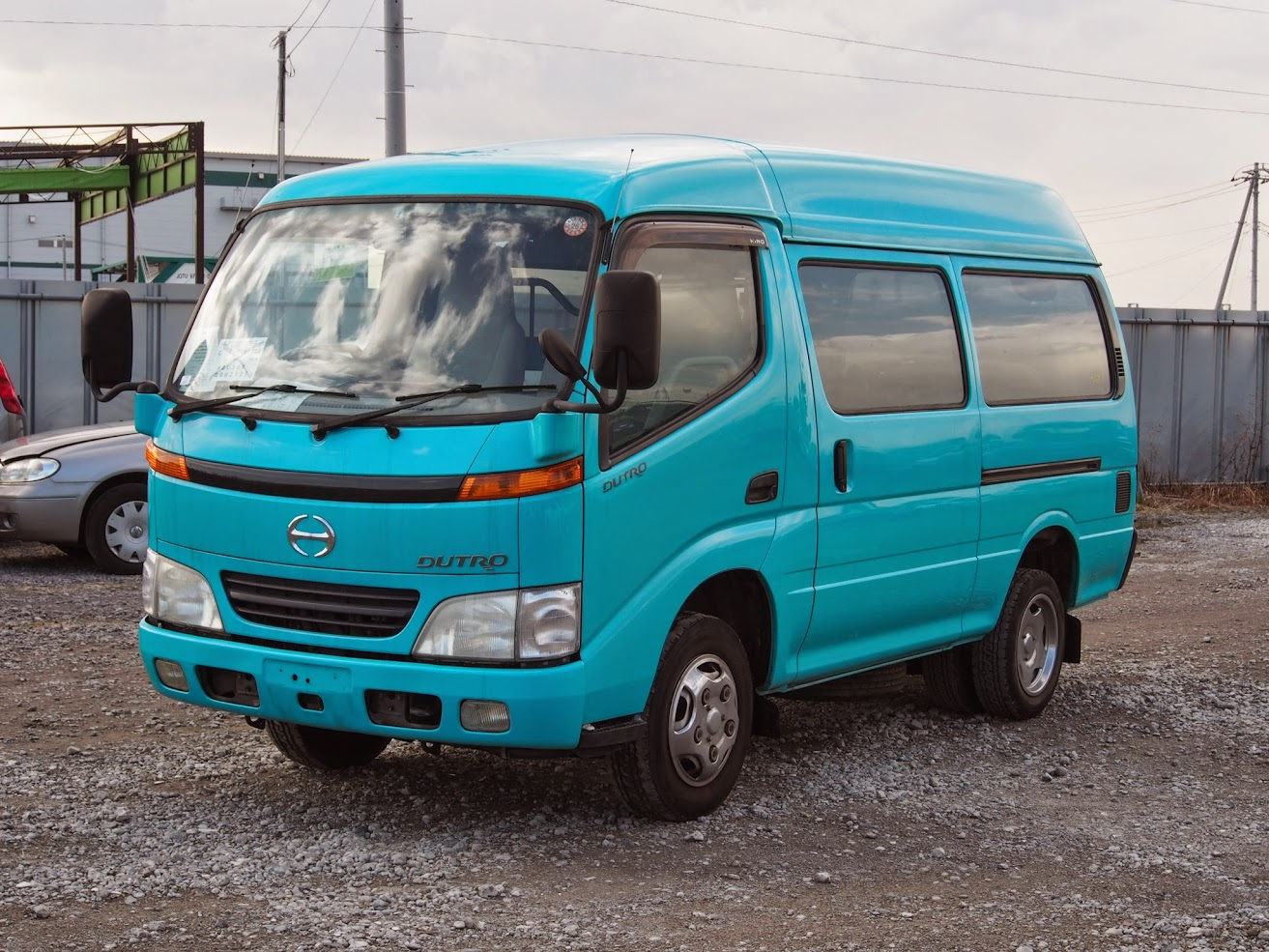 Why would he get this: Hino Dutro | Import Era