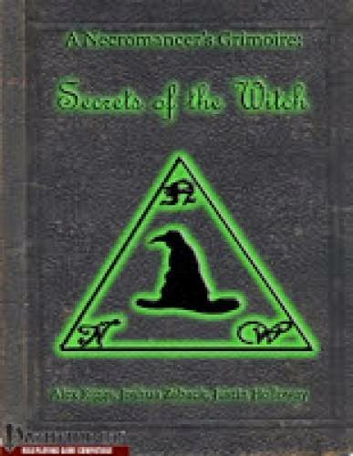 Witch Books Part 3 Pathfinder
