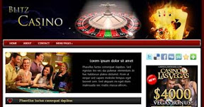 Casino Wordpress Theme - wpg132